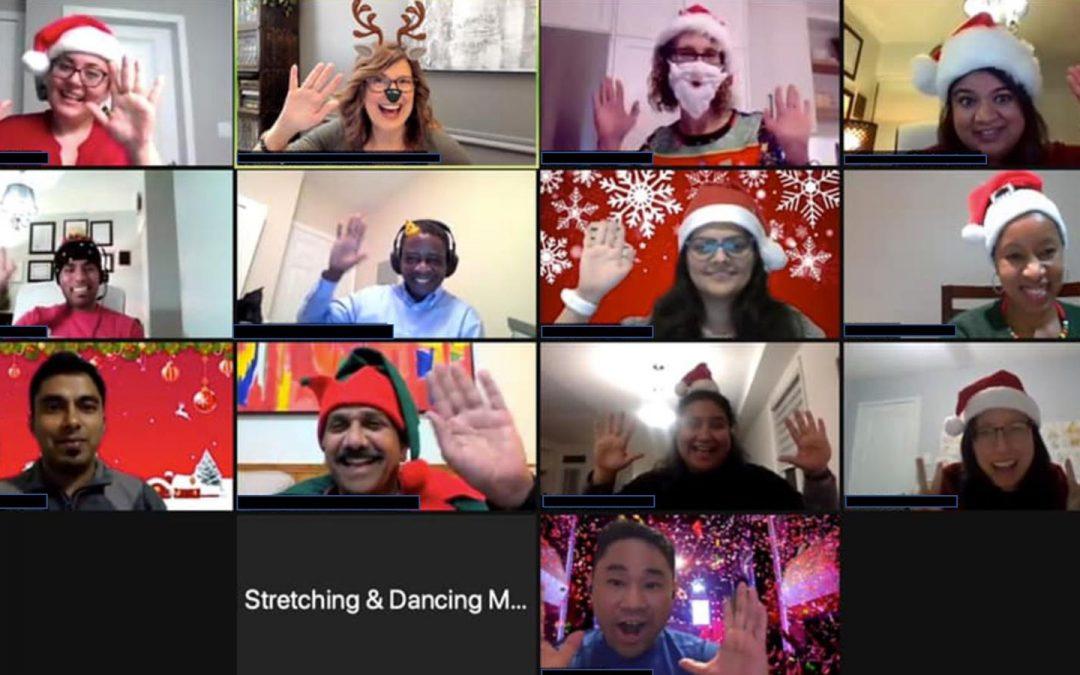 Christmas Meeting 2020